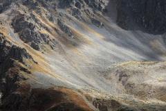 Frankrijk Oostenrijk, Zwitserland, Alpen, hooggebergte, herfstkleuren, schluchten (22)