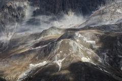 Frankrijk Oostenrijk, Zwitserland, Alpen, hooggebergte, herfstkleuren, schluchten (24)