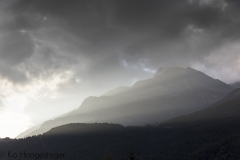 Frankrijk Oostenrijk, Zwitserland, Alpen, hooggebergte, herfstkleuren, schluchten (28)