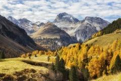 Alpen, herfst 2017