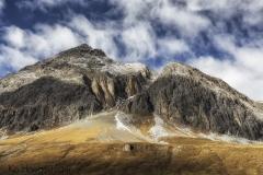 Frankrijk Oostenrijk, Zwitserland, Alpen, hooggebergte, herfstkleuren, schluchten (32)