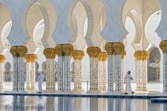 Verenigde Aarabische Emiraten, Abu Dhabi, Grand Mosque
