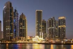 Verenigde Aarabische Emiraten, Dubai, Marina