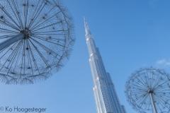 Verenigde Arabische Emiraten, Dubai, Burj Khalifa