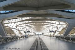 Station Lyon-Saint-Exupéry TGV