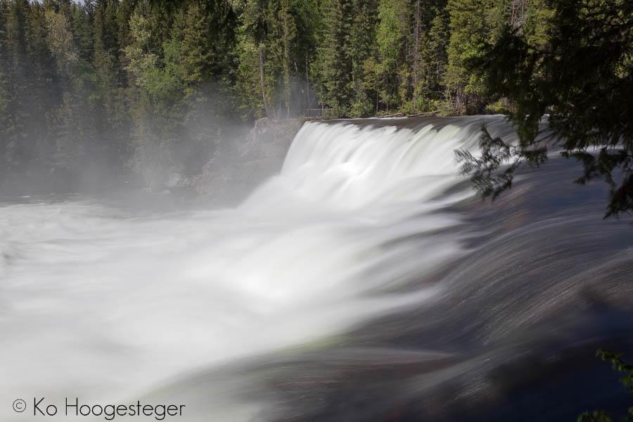Canada 2016, Wells-Gray National Park