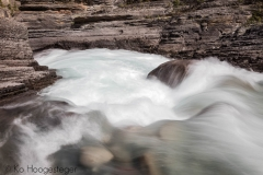 Canada 2016, Yoho National Park  Natural Bridge