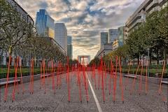 La Défense Parijs