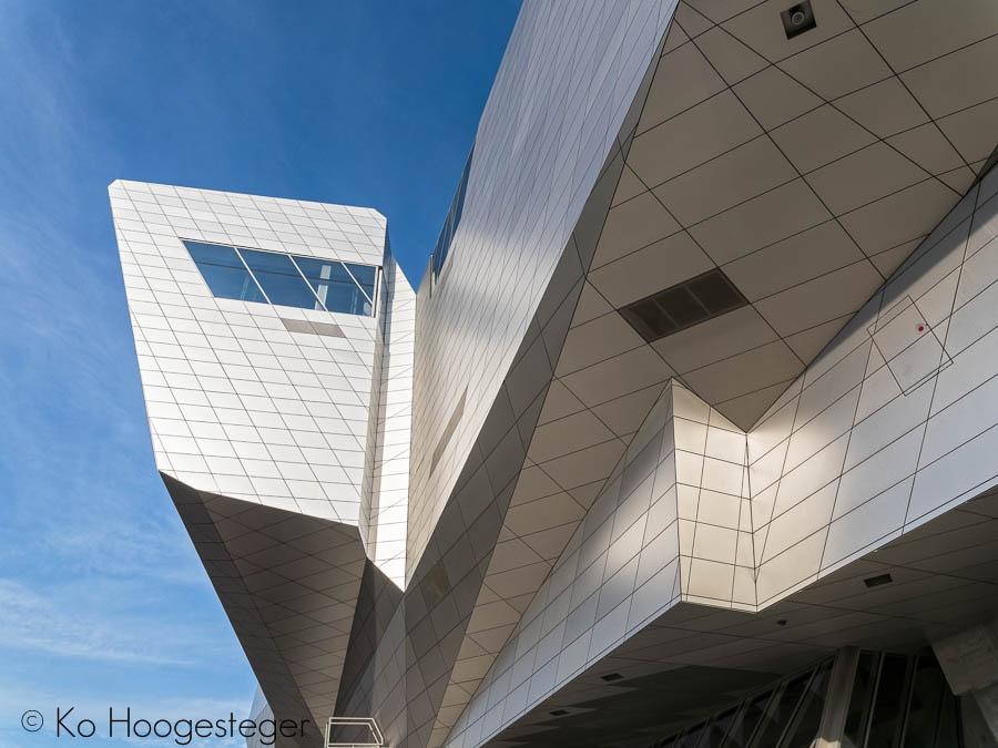 Frankrijk-Lyon-Musée des Confluences